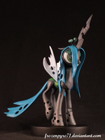 Queen Chrysalis by frozenpyro71