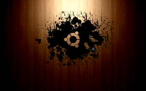 Ubuntu Splatter by DigitallyDestined