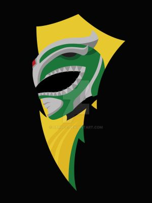 Green Ranger by cbrucc