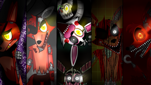Foxy generation by ThePuppet46