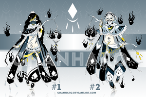 [CLOSED]1001 Nights: Adoptable Auction #6 by Chanharo