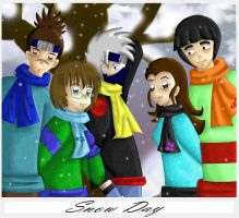 -Snow Day- by jiru-chan