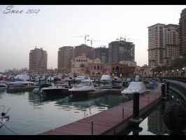 The Pearl 2 _ Qatar by nabed