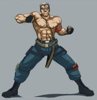 Bryan_Fury by fatfoxlower