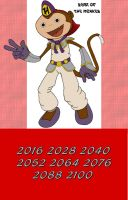Year of the Monkey by systemcat