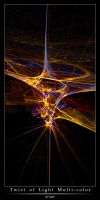 Twsit of Light Multi-color by Vpr87