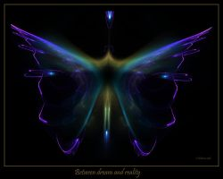 Between Dream and Reality by Szellorozsa
