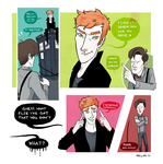DW - Rude and Ginger by SirLemoncurd