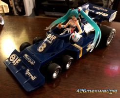 Tyrrell P34 Figma Project by 426maxwedgie