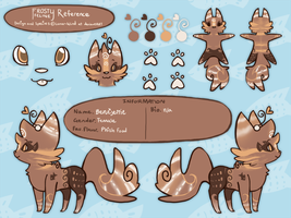 Benejerrie Reference Sheet by lnnovation