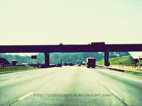 A Highway... by SophieSaphire
