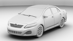 Toyota corolla LE 2010 by Faltzer2142