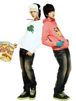 PNG : B1A4 barosandeul by chazzief