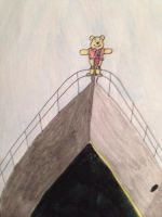 Titanic Pooh by RedMcSpoon