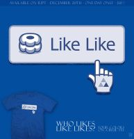 Who likes Like Likes? - tee by InfinityWave
