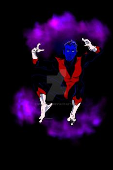 Nightcrawler by SCMartel