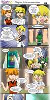 Onlyne Z Chap.4- Not your common rrb team 31 by BiPinkBunny