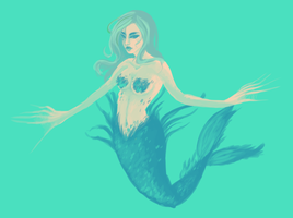 Sea witch by Noal