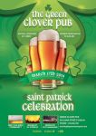 Flyer Saint Patrick Day Celebration by n2n44