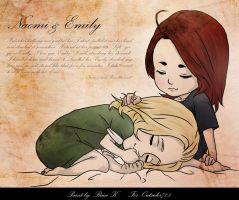 Naomily on skins_10 by elaineK
