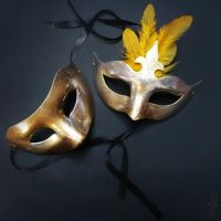 Masques by Le-Papillon-57