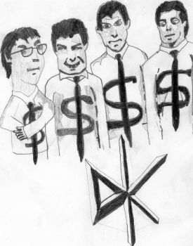 Dead Kennedys by blakemajer