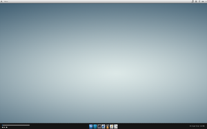 Arch Linux KDE Desktop V4 by beta992
