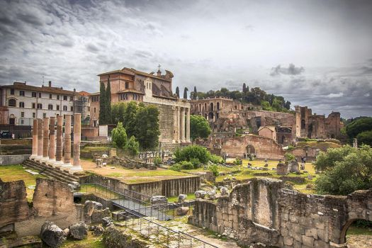 Forum Romanum 2 by CitizenFresh