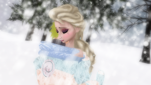 Don't leave me, please (Naruto/Elsa) by noname144able