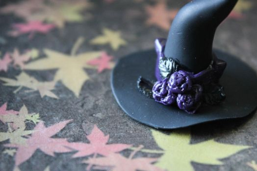 Hello Kitty Witch Hat! by Wildannalise