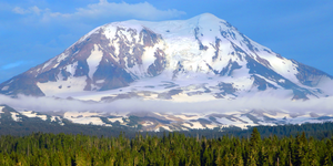 Mount Adams Panorama by FluttershyIsMagic