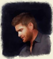 Sad Dean by Forhimxx