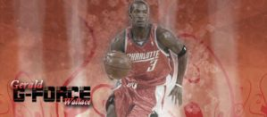 Gerald Wallace by metalhdmh