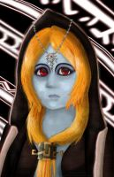 Midna Child -Twili Form- by JustAnotherNinja
