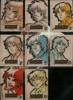 LOTR Masterpieces II 199-206 by aimo