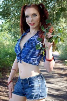 SPM - Country Bumpkin by Gingersnap-Pixie