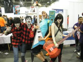 ADVENTURE TIME! by JimmyDanzig