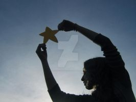 if i could grab a star by with-accusing-eyes