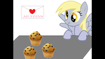 Derpy Hooves's ''Muffins'' by LegoGuy87