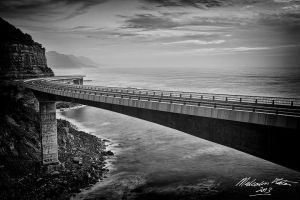 Sea Cliff Bridge by FireflyPhotosAust
