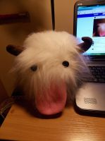 Poro toy by FoxTailCosplay