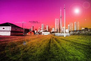 Fort York 2 by junaid16