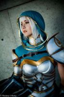 Redeemed Riven Cosplay by ZerinaX