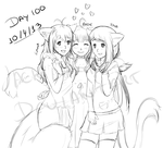 Day 100 by Jackilyn