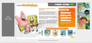 Web Nickelodeon Klub by gravicious