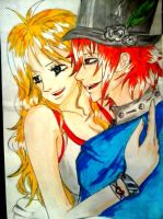 Drossel Keinz X Dolly by OnePieceOC-Family