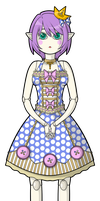 Toy Princess: Penelope Turnwell by Saphire-Racer
