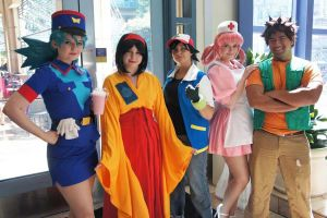 PokeGang by ShinrajunkieCosplay