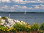 Beautiful Day in Lincolnville by davincipoppalag