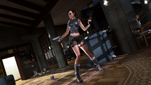 Tomb Raider - Von Croy apartment by James--C